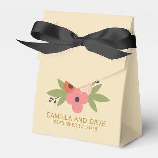 Sweet Florals Party Favour Box