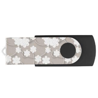 Sweet in Beige Swivel USB 3.0 Flash Drive