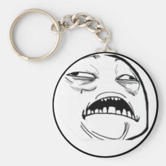 Sweet Jesus Comic Meme Key Ring
