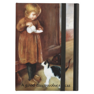Sweet Kitten Cover For iPad Air