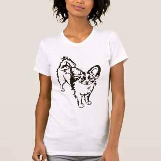 Sweet Papillon Pup T-Shirt