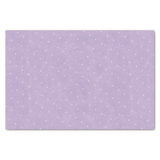 Sweet Pea Tea Birthday –Purple Polka-Dot Tissue Paper