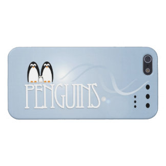 Sweet Penguins - iPhone 5 Case