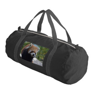 Panda And Red Panda Gym Bags  e302dad6c4a6a