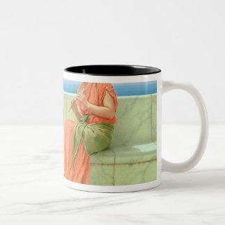 Sweet Sounds, 1918 Two-Tone Coffee Mug