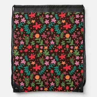 Sweet Spring Drawstring Bag