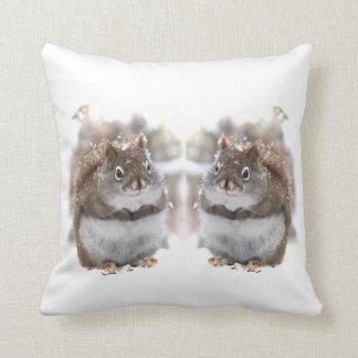 Sweet Squirrels Cushion