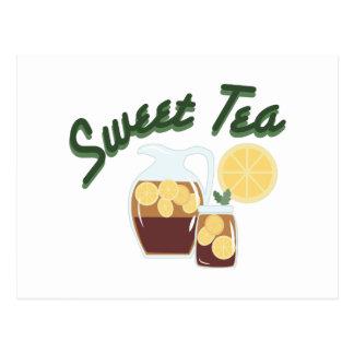 Sweet Tea Postcard