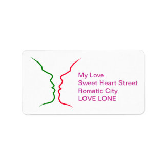 SweetHeart SWEET HEART Address Label