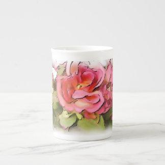 sweets   roses, china mug