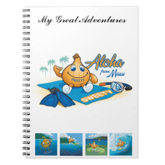 Sweetyonion photo book spiral notebook