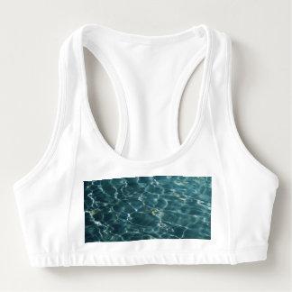 """""""Swim Hny"""" bra"""