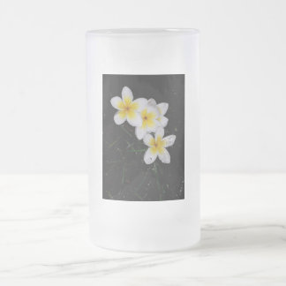 Swimming in the Rain Mulit Products Frosted Glass Mug