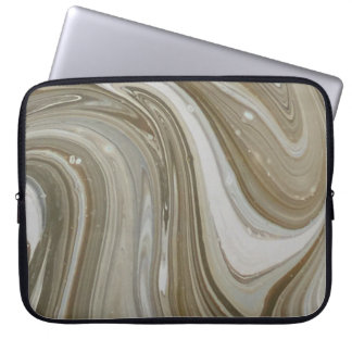 Swirls Laptop Sleeve
