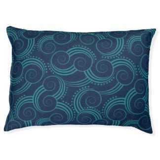 Swirly Ocean Waves