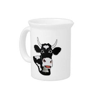 Swiss Cow Pitcher