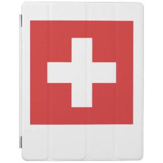 Swiss Flag iPad Cover