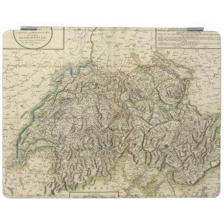 Swisserland  -Switzerland Atlas Map iPad Cover