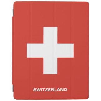 Switzerland Flag iPad Smart Cover iPad Cover