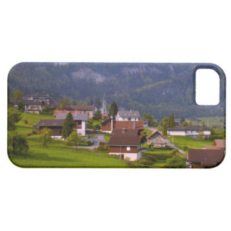 Switzerland, Lucerne mountain village Barely There iPhone 5 Case