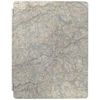 Switzerland, Savoy, Piedmont iPad Cover