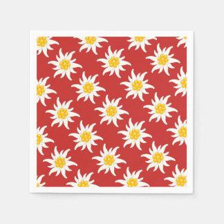 Switzerland - Suisse - Svizzera - Svizra napkins Disposable Serviette