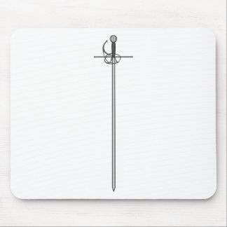 Sword Mouse Pad