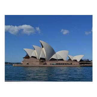 Sydney Opera House Australia Postcard