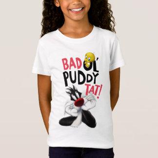 SYLVESTER™ & TWEETY™- Mean Ol' Puddy Tat T-Shirt