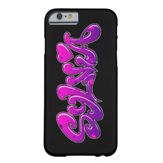 SYLVIA Graffiti Name - Barely There iPhone 6 Case