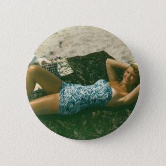 sylvia plath button