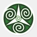 Symbol Samhain Sticker