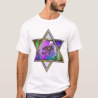 Symbol with Eye of Horus T-Shirt