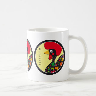 Symbols of Portugal - Rooster Coffee Mugs