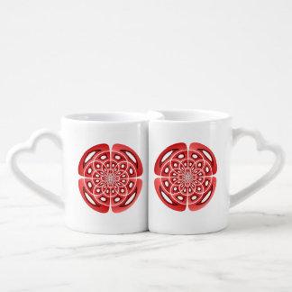 Symmetry Coffee Mug Set