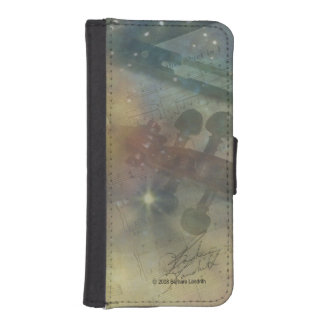 Symphony of Stars iPhone SE/5/5s Wallet Case
