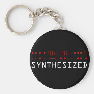 Synthesized Keychain