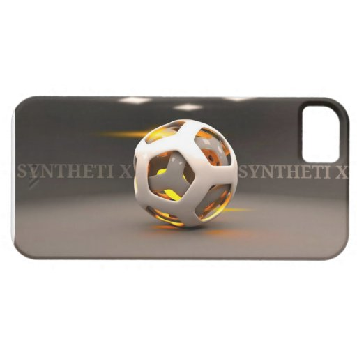 SYNTHETI X BALLS FIRE CASE FOR iPhone 5/5S