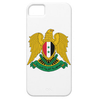 Syria Coat of Arms iPhone 5 Cover