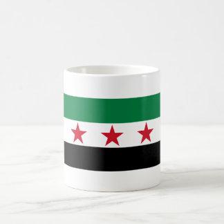 syria opposition basic white mug