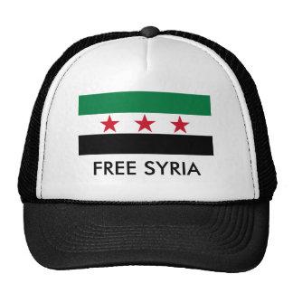 syria opposition cap