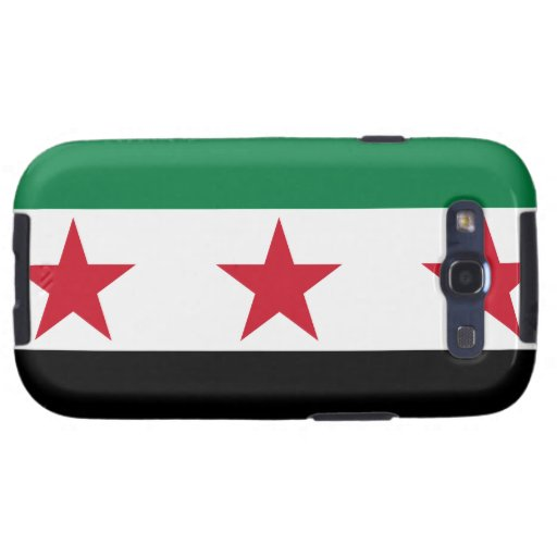 syria opposition galaxy s3 covers