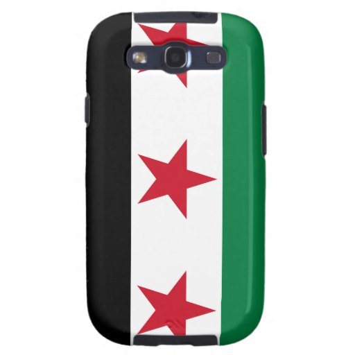 syria opposition samsung galaxy SIII cover