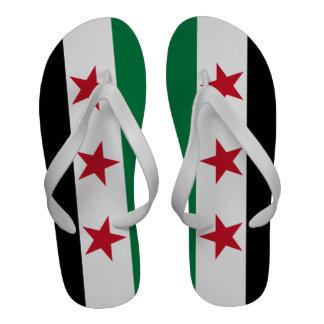 syria opposition sandals
