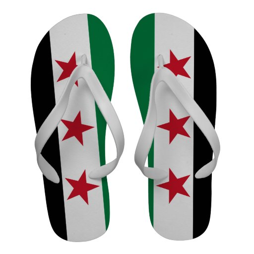 syria opposition sandals