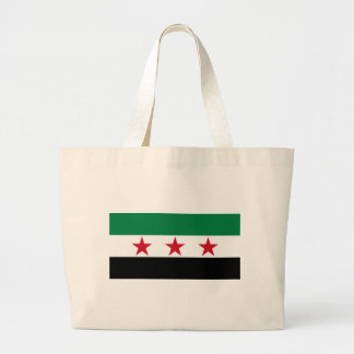 syria opposition jumbo tote bag