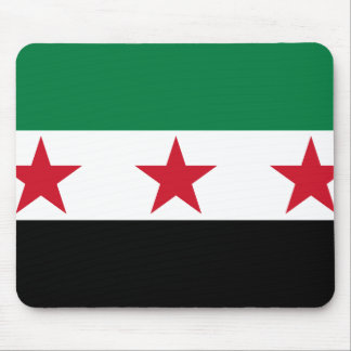 syria opposition mouse pad