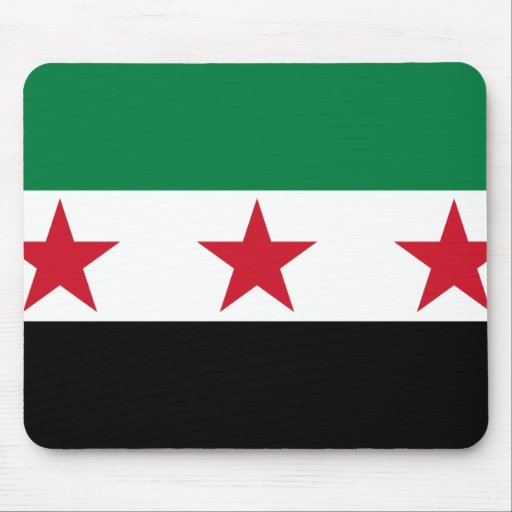 syria opposition mousepads