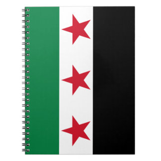syria opposition note books