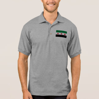 syria opposition polo shirts